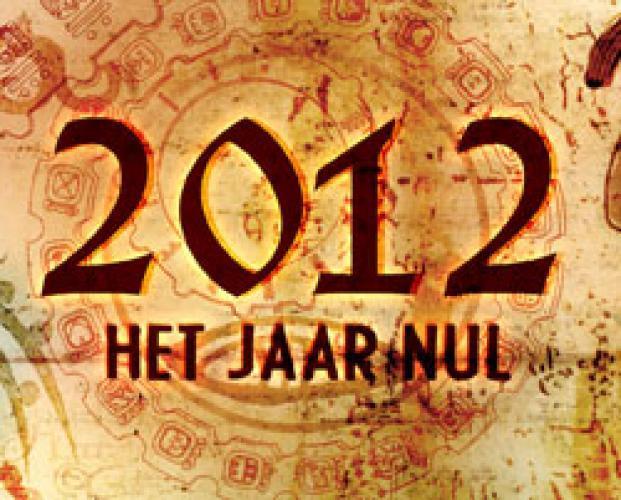 2012 Het Jaar Nul next episode air date poster
