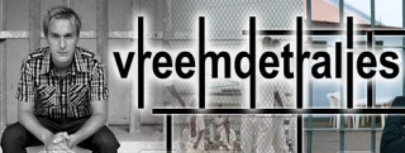 Vreemde Tralies next episode air date poster