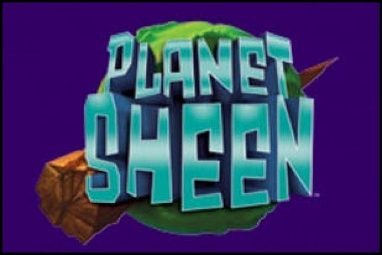 Planet Sheen next episode air date poster