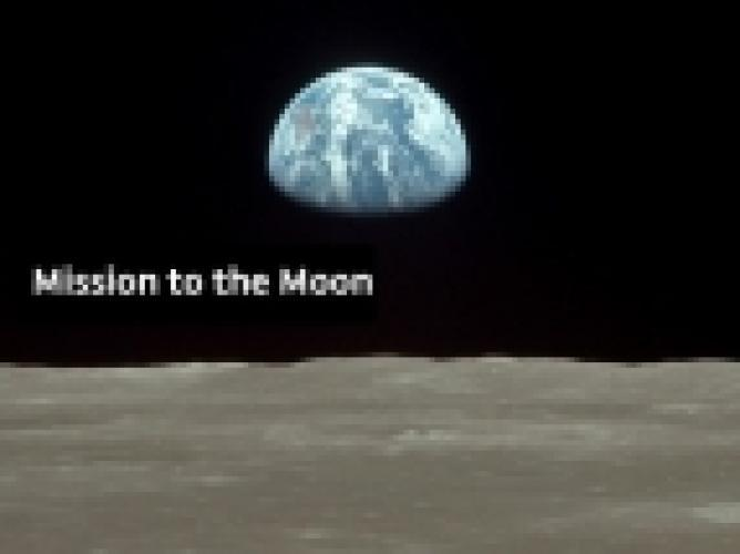 Mission to The Moon - News From 1969 next episode air date poster