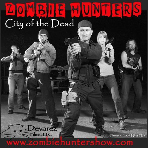 Zombie Hunters: City of the Dead next episode air date poster