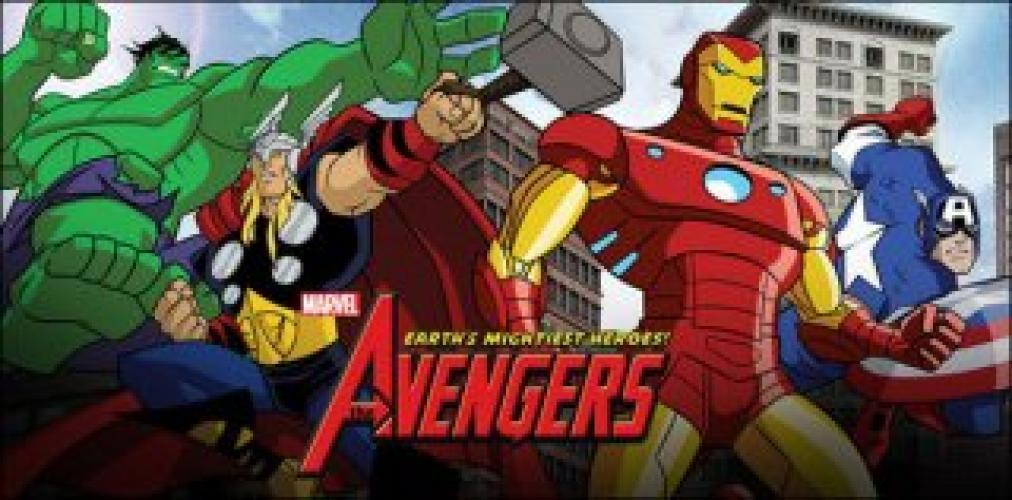Avengers: Earth's Mightiest Heroes next episode air date poster