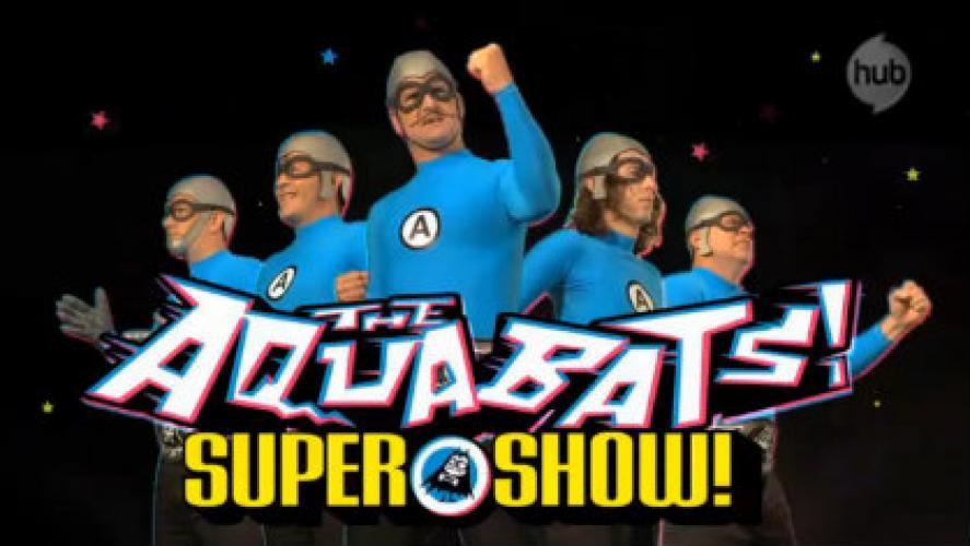The Aquabats Super Show next episode air date poster