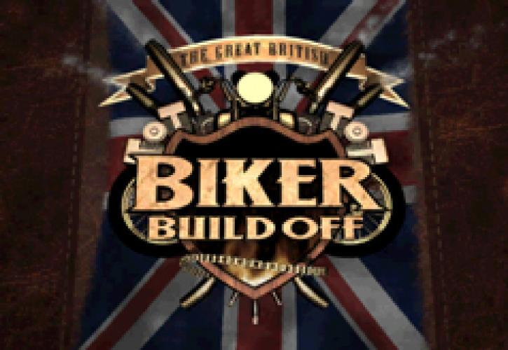 Biker Build-Off next episode air date poster