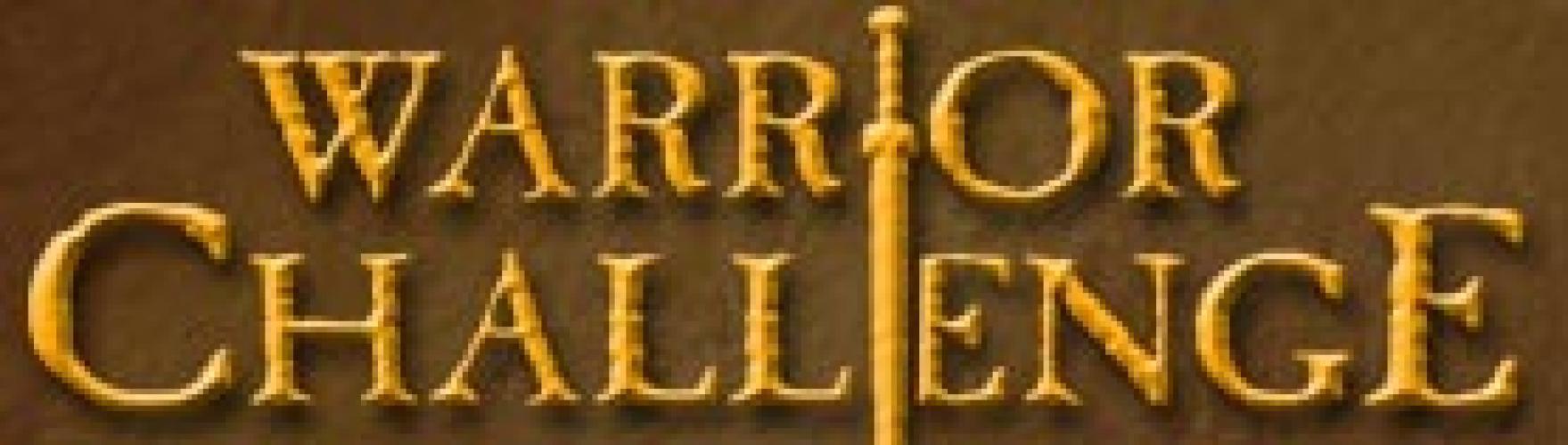 Warrior Challenge next episode air date poster