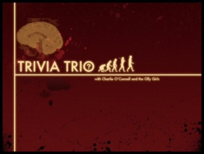 Trivia Trio next episode air date poster