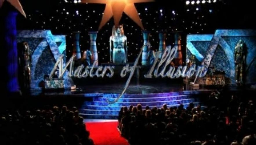 Masters of Illusion next episode air date poster