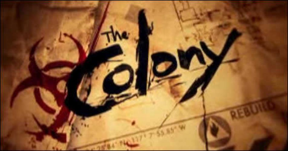 The Colony next episode air date poster