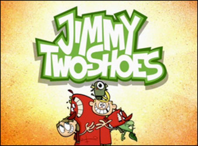 Jimmy Two-Shoes next episode air date poster
