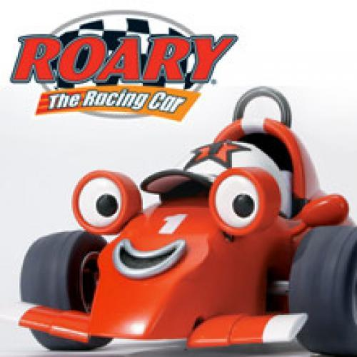 Roary The Racing Car next episode air date poster