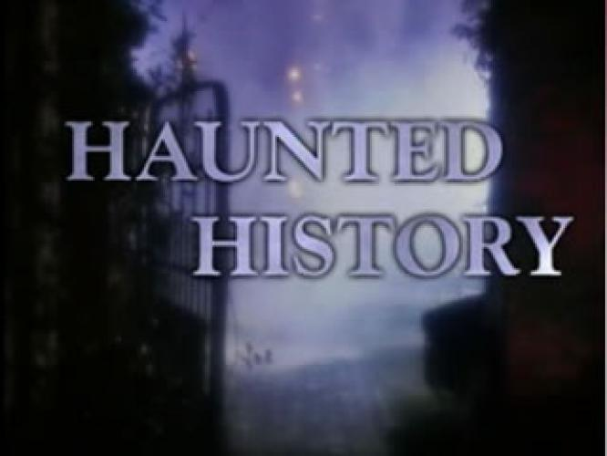 Haunted History next episode air date poster