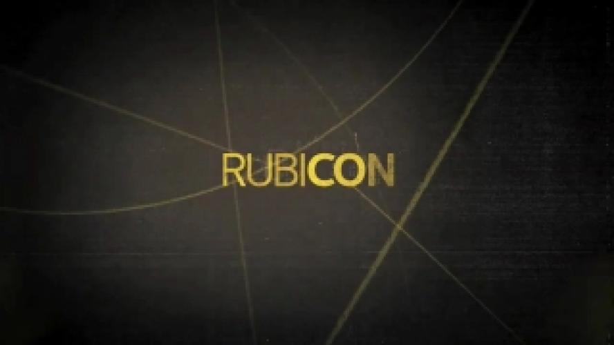 Rubicon next episode air date poster