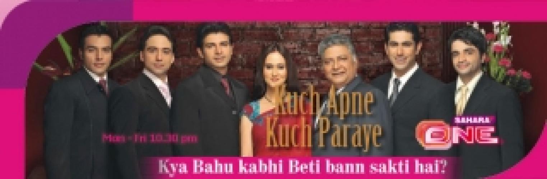 Kuch Apne Kuch Paraye next episode air date poster