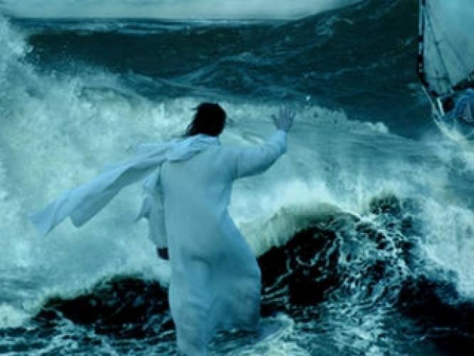 Loopt een man over het water… next episode air date poster