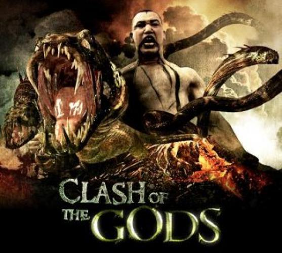 Clash Of The Gods next episode air date poster