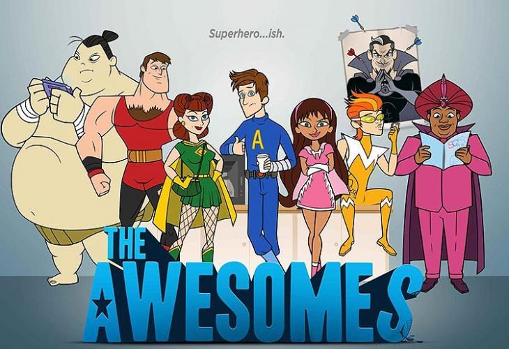 The Awesomes next episode air date poster