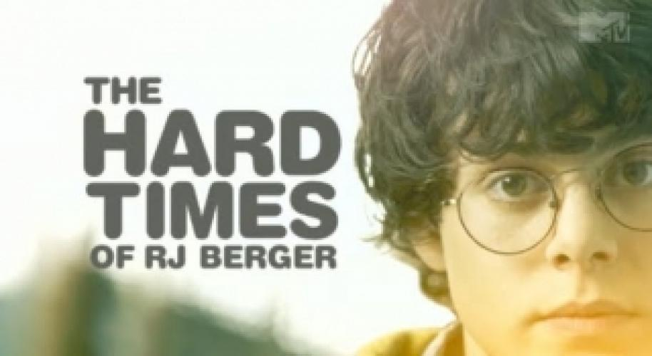 The Hard Times of RJ Berger next episode air date poster