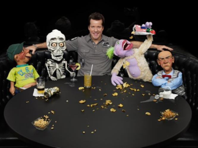 The Jeff Dunham Show next episode air date poster