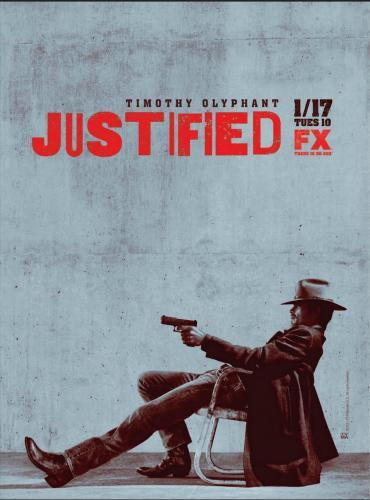 Justified next episode air date poster