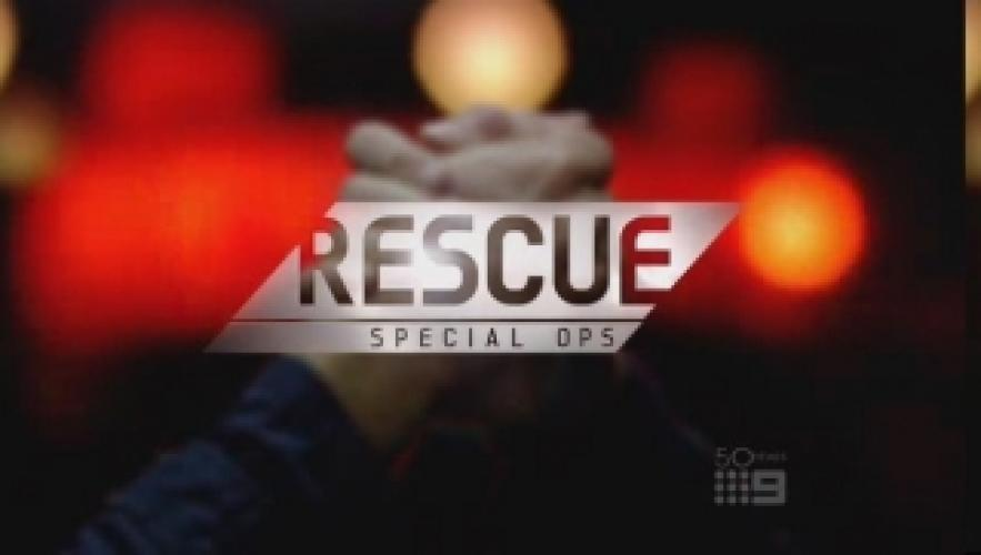 Rescue: Special Ops next episode air date poster