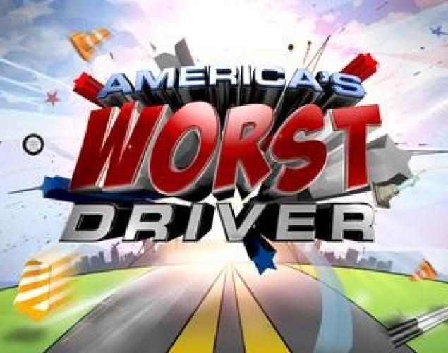 America's Worst Driver next episode air date poster