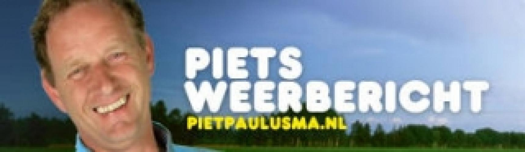 Piets Weerbericht next episode air date poster