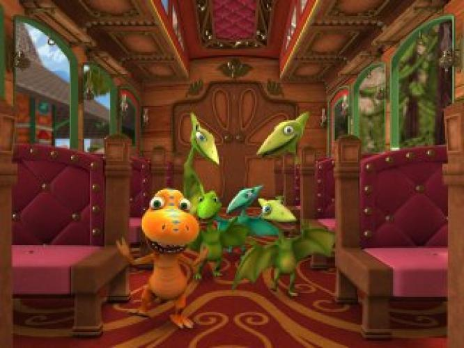 Dinosaur Train next episode air date poster