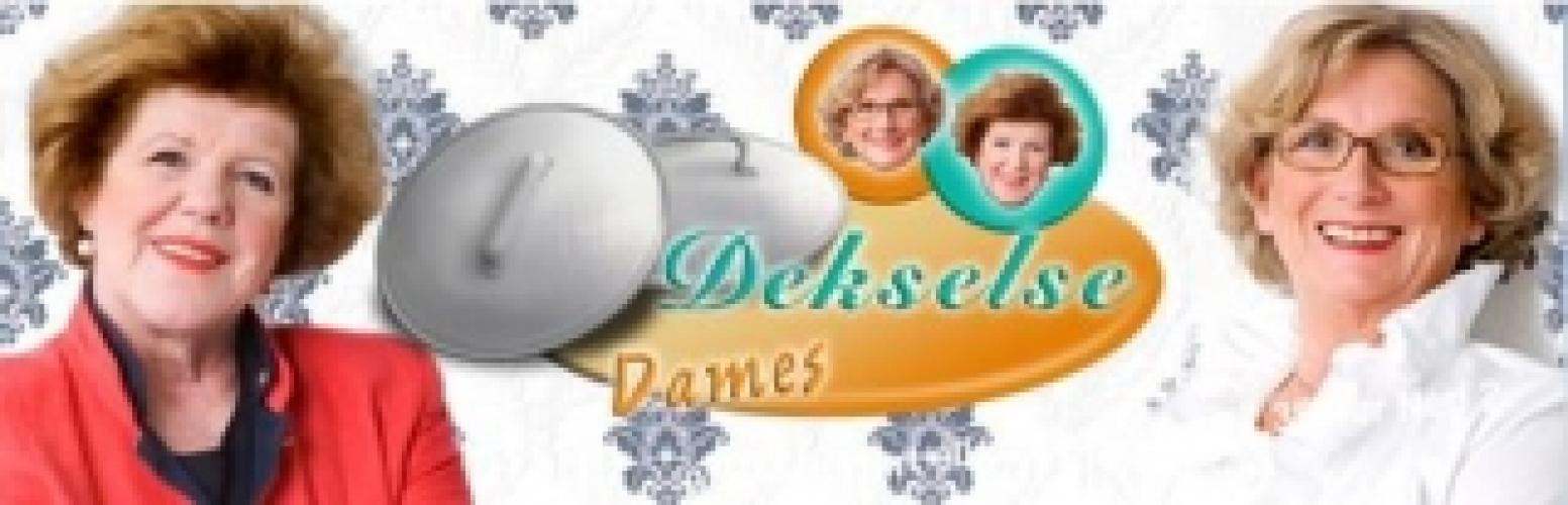 Dekselse dames next episode air date poster