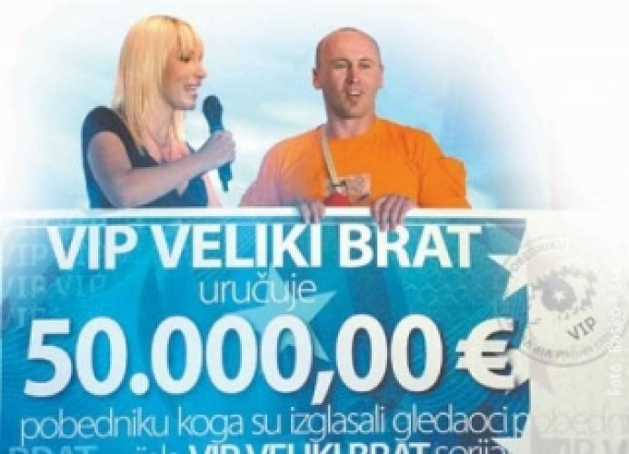 Veliki Brat VIP next episode air date poster