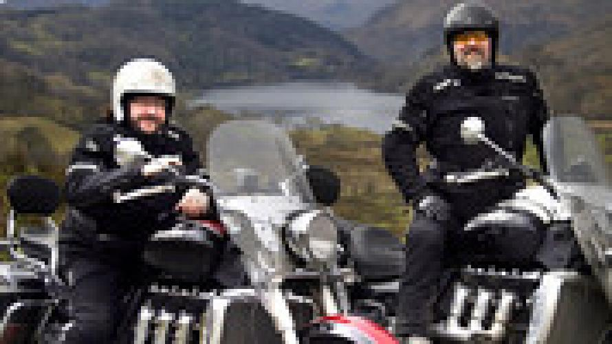 The Hairy Bikers' Food Tour of Britain next episode air date poster