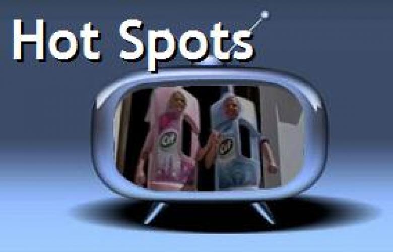 Hot Spots next episode air date poster