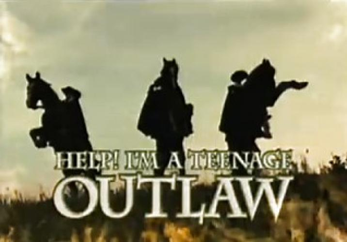 HELP! I'm a Teenage Outlaw next episode air date poster