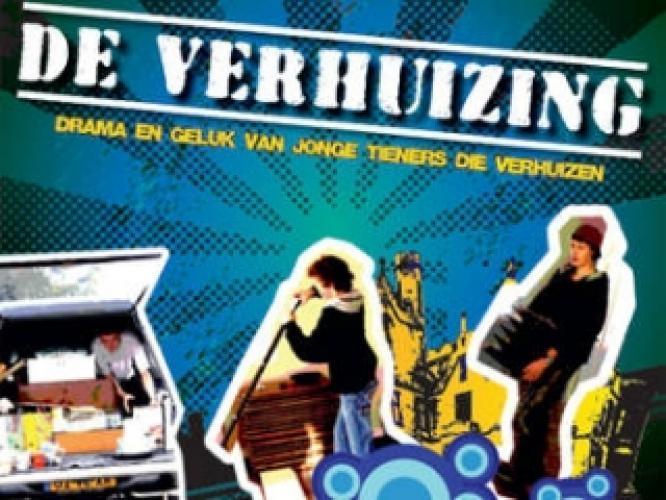 Verhuizing, De next episode air date poster