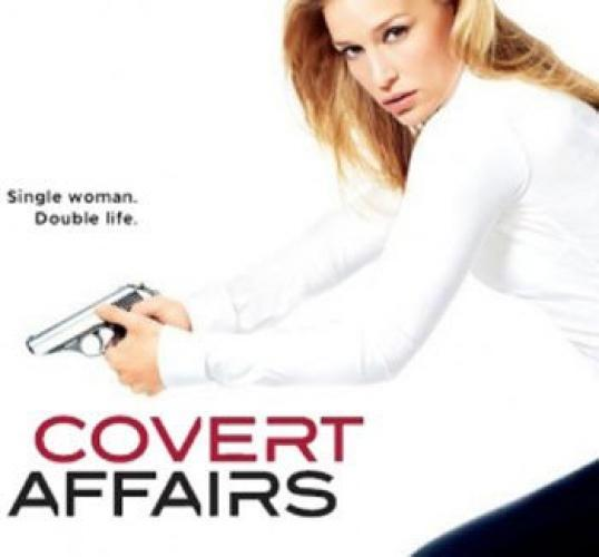 Covert Affairs next episode air date poster