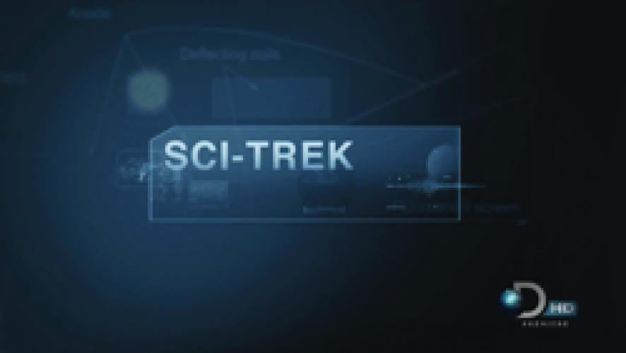 Sci Trek next episode air date poster
