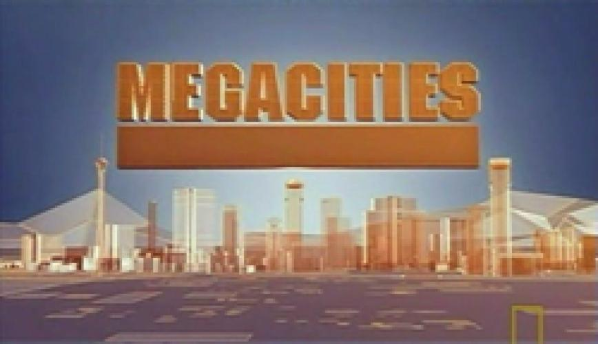 Megacities next episode air date poster