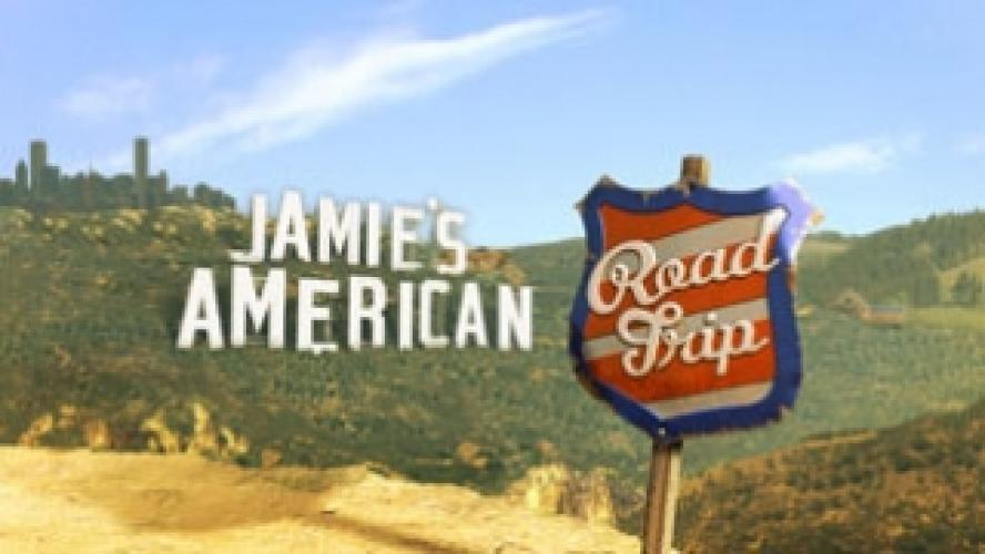Jamie's American Road Trip next episode air date poster