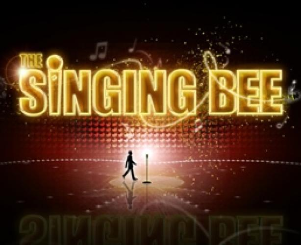 Singing Bee (NL) next episode air date poster