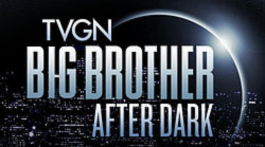 Big Brother After Dark next episode air date poster