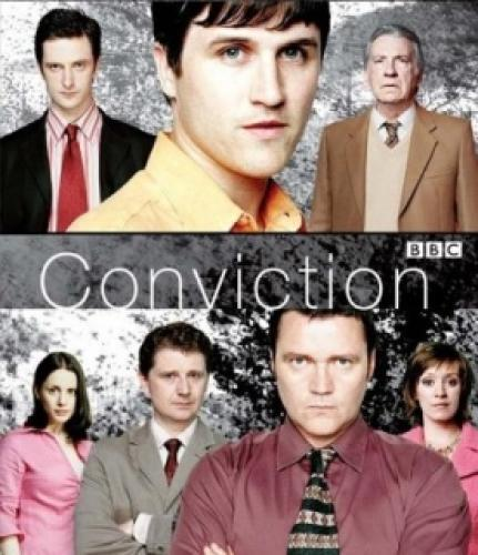 Conviction (UK) next episode air date poster