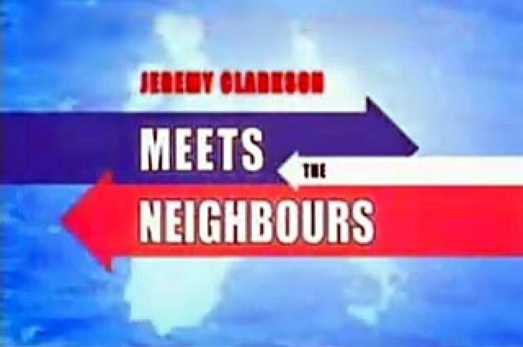 Jeremy Clarkson Meets the Neighbours next episode air date poster