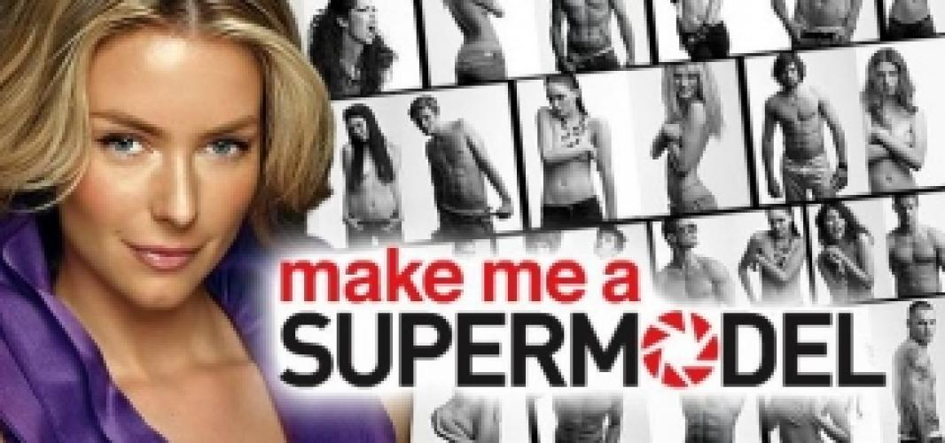 Make Me a Supermodel (AU) next episode air date poster