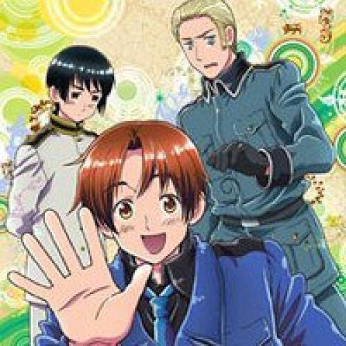 Hetalia - Axis Powers next episode air date poster