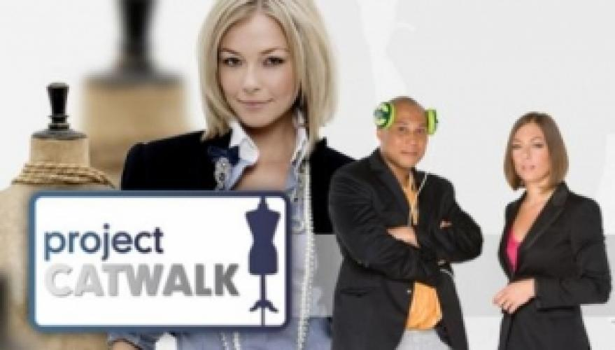 Project Catwalk (NL) next episode air date poster