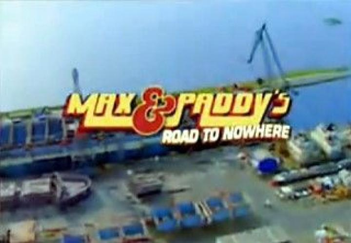 Max & Paddy's Road to Nowhere next episode air date poster