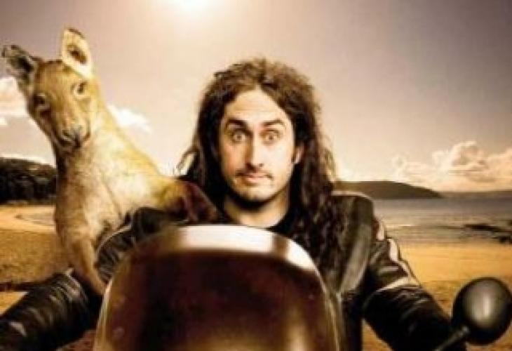 Ross Noble's Australian Trip next episode air date poster