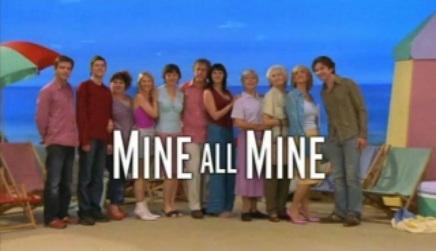 Mine All Mine next episode air date poster