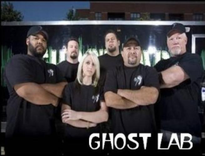 Ghost Lab next episode air date poster