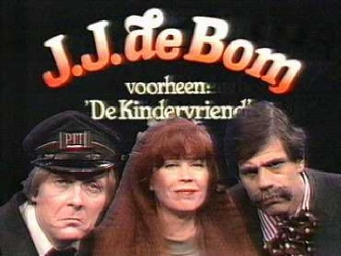 J.J. de Bom voorheen 'De Kindervriend' next episode air date poster