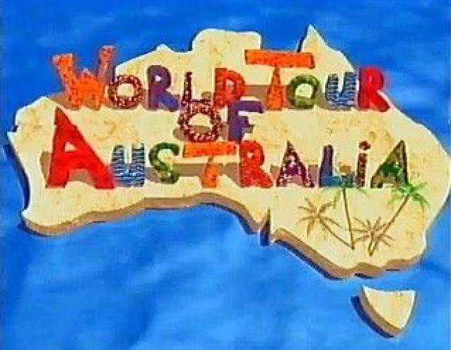Billy Connolly's World Tour of Australia next episode air date poster